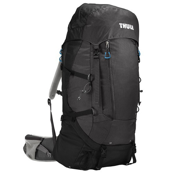 Explorer - Рюкзак треккинговый мужской Guidepost 65L Men's Backpacking Pack - Black/Dark Shadow